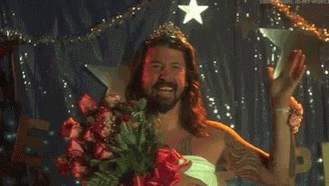 Happy Birthday to me and Dave Grohl