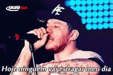 """@uenoiadaa Playlist """"Só Os Loucos Sabem"""" #Chorão #Eterno @cbjroficial"""