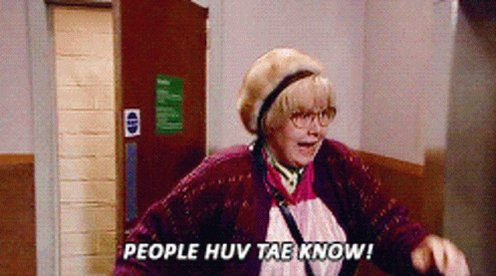 For those of you that huv nae watched Still Game on Netflix.... Get on it!