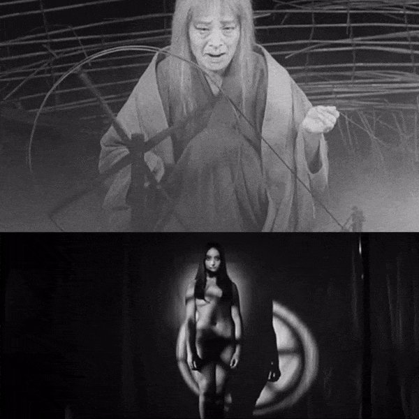 """Replying to @studiotstella: """"Throne of Blood"""" #蜘蛛巣城 - 1957 #AkiraKurosawa / """"Branded to Kill"""" - 1967 #SeijunSuzuki"""