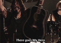 Happy birthday Dave Grohl! Thanks for being the best of the best