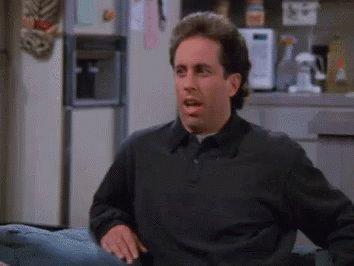 Seinfeld Goodluck GIF