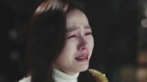 Son Yejin Crying GIF