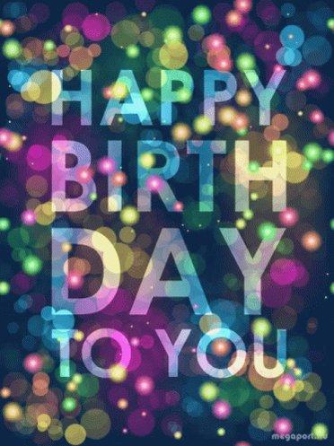 Very belated Happy Birthday