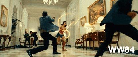 #wonderwoman84 Kickin' Ass in #WashingtonDC!