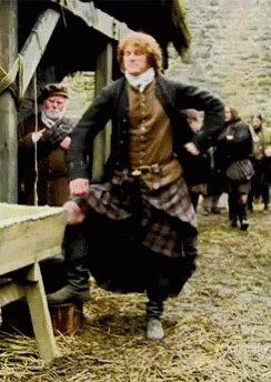 Pompous Jamie?