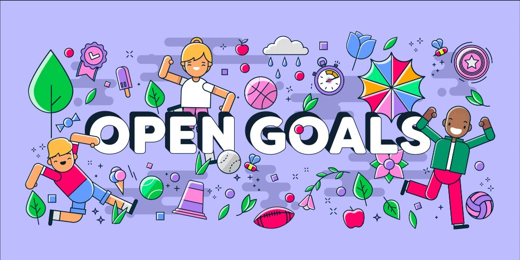 We're excited to relaunch our multi sports programme, 'Open Goals' with its new name...  GO PLAY! 👏🤩  The aim is the same - providing our families & communities with free, fully inclusive games & activities.❤️   More info & virtual sessions:
