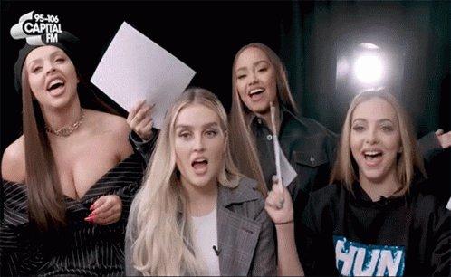 Semana de @LittleMix en los Official Charts:  • Sencillos:   #2 - #SweetMelody (-1)  #22 - #NoTimeForTears (+2)  • Albunes:  #6 - #Confetti (-3)   🎉🎉🎉