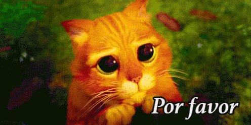 Chic@s necesitamos comidita humeda de gato adulto esterilizado por favor 🙏 Dirección de envío por privado. Estamos bajo mínimos. Muchas gracias !