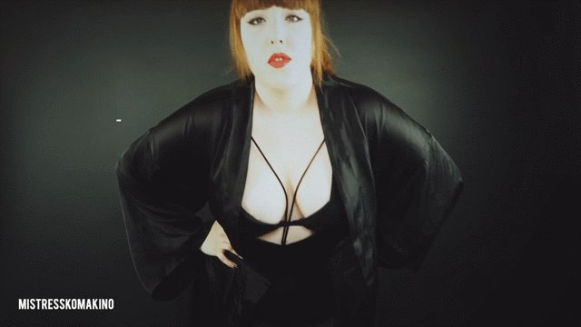 High quality #fetish, #JOI, #sissy, #smoking, #femdom clips by your Queen, Mistress Komakino on @iWantClips