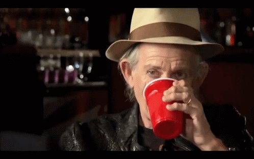 #OnMy99thBirthday I'll have Keith Richards sing Happy Birthday to me.