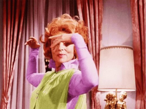 It's a good day to celebrate Endora played by the fabulous Agnes Moorehead. L #Bewitched #WandaVision @wandavision