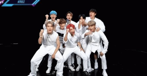 Congratulations to @ATEEZofficial for their 19th week as a top requested artist on the @MTV #FridayLivestream.   👉
