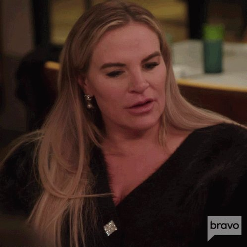 """I think it's crazy that Jen still thinks that Whitney is the reason she threw the glass at the ground and flipped out at her guests... classic case of """"LVP made me do it"""" on RHOBH. #RHOSLC"""