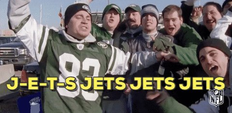 #BillsMafia Just found out the brother of my former girl friend passed away in ICU last night. He was a big fan of the @nyjets For him this is one of those times I'll make an exception with my heart and say, Reast easy my friend and,