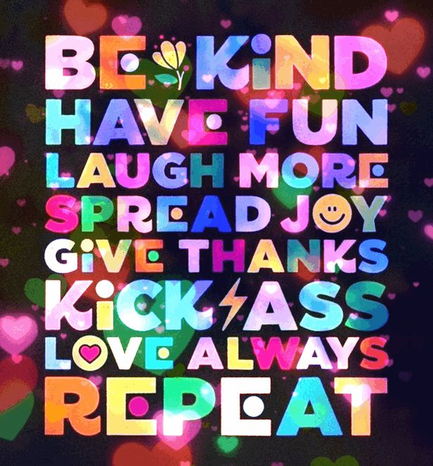 To-Do List..   #JoyTrain #Joy #Love #Kindness #SelfLove #MentalHealth #Mindfulness #Quote #FamilyTrain #ChooseLove #IAMChoosingLove #SaturdayMorning  #SaturdayMotivation #SaturdayThoughts  #ThinkBIGSundayWithMarsha RT @coachmekat