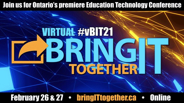 Please share your expertise!  #vBIT21 Call for Proposals closes this coming Sunday ...  https://t.co/GsizhYZsvR