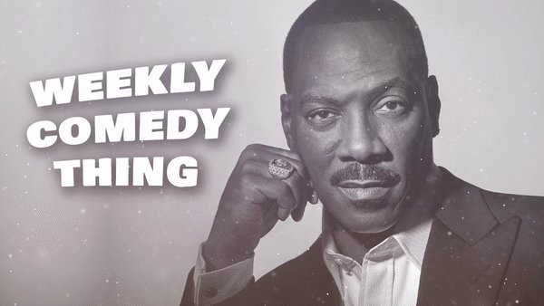 What better way to get your week start than with some laughter 🤣 Tap into the Weekly Comedy Thing, featuring #EddieMurphy and more: