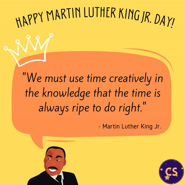 Happy Martin Luther King Jr. Day!   #CinemaStarsEnt #MartinLutherKing #MartinLutherKingJr #martinlutherkingjrquote #MLK #mlkday #ihaveadream #civilrights #equality #peace #freedom #quotes #washingtondc #mlkjr #mlkquotes #blackhistory #usa #inspiration #drking #humanrights #dream