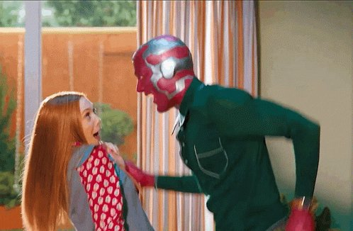 I love that Disney have put #WandaVision out an episode at a time. As a huge MCU fan, and going so long without new content, it's great to have something to look forward to every week. I don't get what so many people are griping about. Just enjoy the mystery https://t.co/Q4fJyVLri6