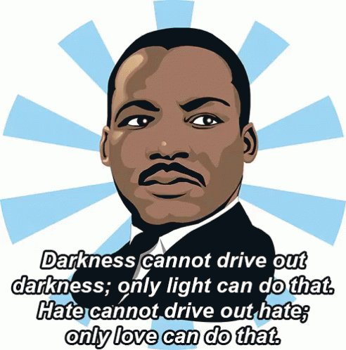 MON, JAN. 18, 2021 -- Today is #MLKDay! And there are lots of ways to be involved in honoring his life and legacy today, both in-person (socially distanced) and virtually. EVENTS IN CINCINNATI TODAY: