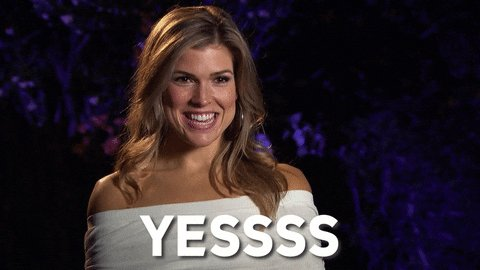 Only good thing about it being Monday is #TheBachelor is on tonight! @BachelorABC
