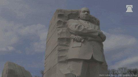 Good morning! A little Monday morning inspiration #MLKDay