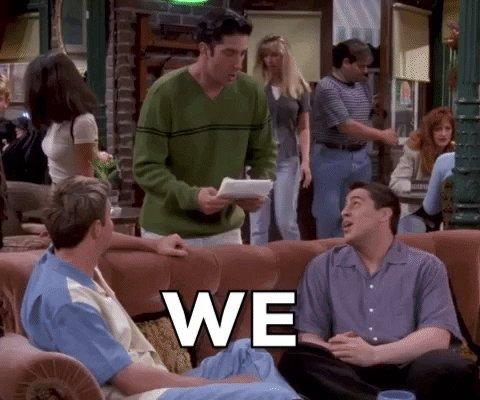solo io vorrei rivedere Friends per la prima volta?? solo una non mi è bastata🥺 best series ever! #friends