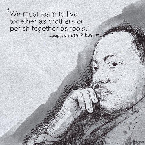#MLKDay