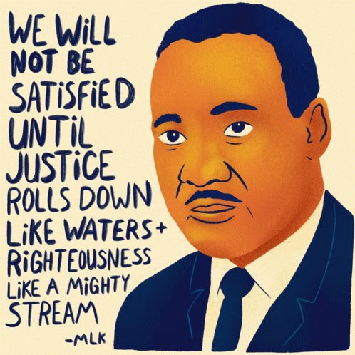 Today, we remember and honor the legacy of Dr. King. We continue to fight against white supremacy and towards true justice. Here are some ways to learn, take action, and serve our communities. #MLKDay