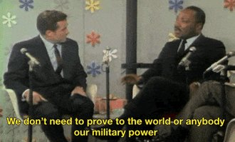 """""""I think our power must be much more than military power. We don't need to prove to the world, or to anybody, our military power, we've got to prove our moral power."""" #MLK  #MLKquotes #MLKDay  We still need to prove our moral power, still😢"""