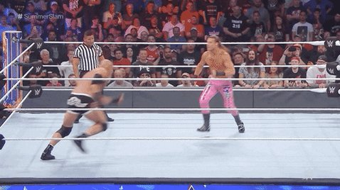 I see Spears in the future of Miz and Morrison #Spear #WWERaw  @WWE  @rockstarblayze