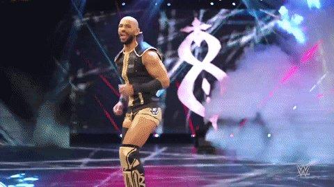#WWERaw A continuación: Ricochet se enfrenta a AJ Styles