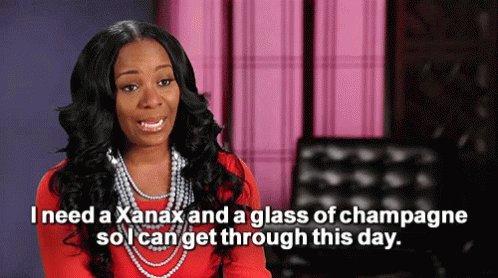 #ThisWeekWeWill need more Xanax