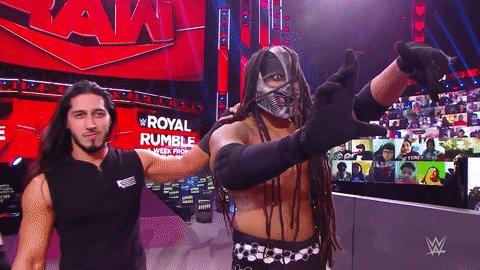 @WWE's photo on Retribution