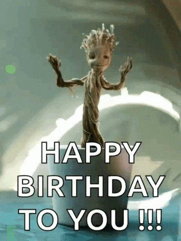 @twotendisarapen #happy #birthday to you! 🥳🎂🎁🎉🎈 #BeKind
