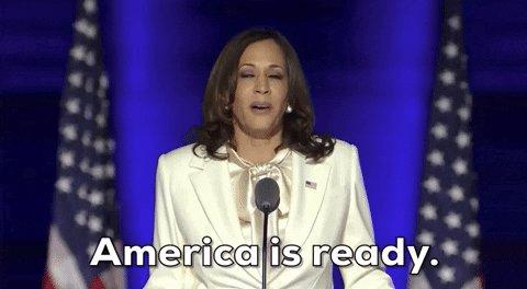 @MonaRJohnson Madam Vice President!!!!!! #MVPHarris #WeDidItJoe #ByeFelicia!! #BidenHarrisInauguration #Inauguration2021 #Inauguration #PresidentBiden #MadamVicePresident