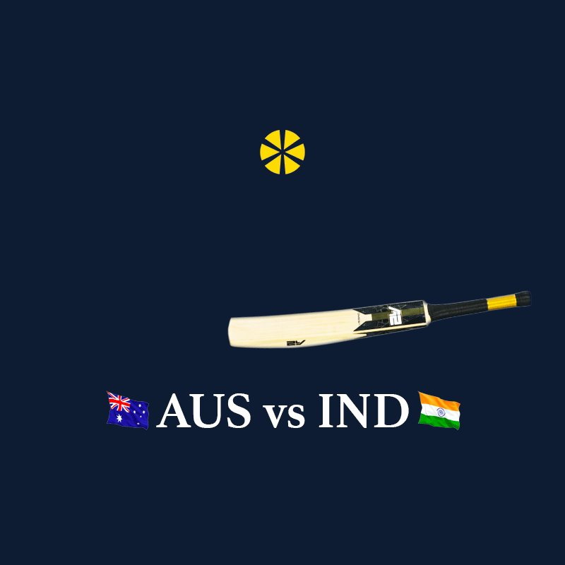From 36 all out to winning the test series! Cricket and market, both are volatile, and uncertain. Stay put, be persistence, have patience, and you can create history ✌️  #AUSvIND #TeamIndia #HistoricWin