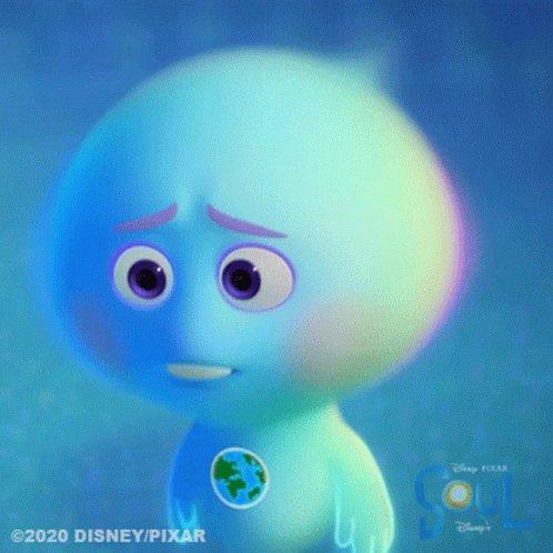 """""""Lo que puede el sentimiento, no lo ha podido el saber"""" - Violeta Parra .   #PixarSoul"""