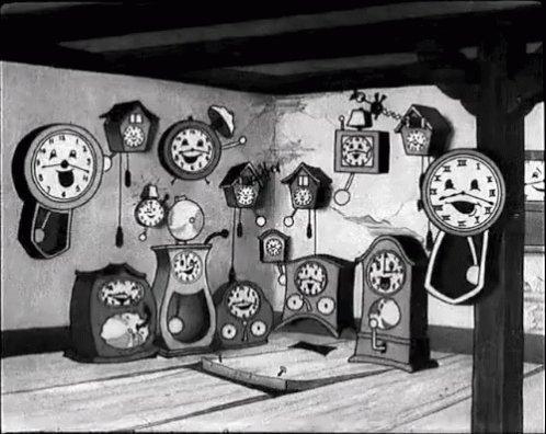 The clocks in the US & around the world, jutting out 😁😁 #BidenHarris 20th Jan....  #Trump