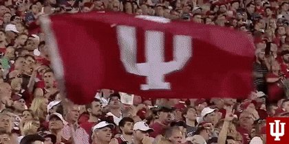@Dante11Anderson HOO HOO HOO HOSIERS! COME JOIN #LEO AND PLAY FOR TOM FREAKING ALLEN BABY #iufb