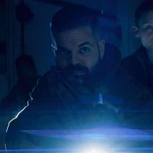 Replying to @ExpanseOnPrime: That guy is ready. Are you? #TheExpanse508 is now streaming.