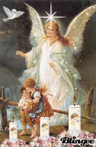 Angel De La Guardia Wings GIF