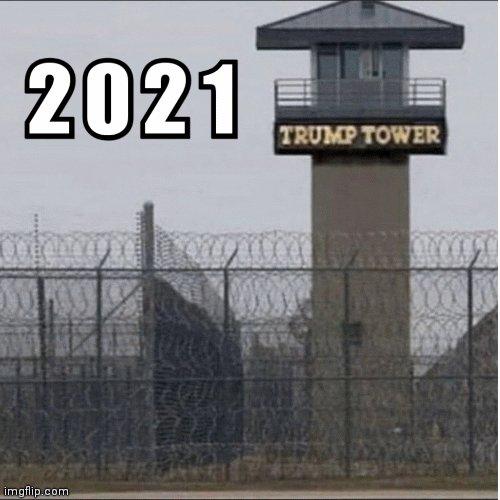 "TIME TO CONVICT ♠️ It's over, #Traitor Trump. Enjoy the ""penthole"" of your new tower.  #ByeByeTrump #TrumpsLastDay #TrumpSeriesFinale #TraitorTrump #ConvictAndRemove #Treason #TrumpCoupAttempt #SAGAFTRA #COVID19 #Coronavirus #Impeachment #ImpeachandRemove #BidenHarrisInauguration"