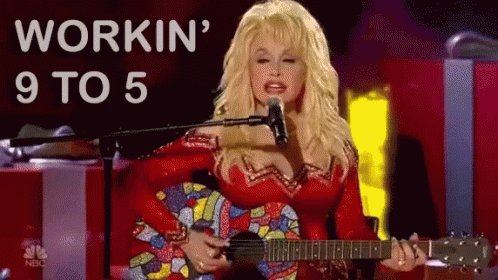 """#BecauseOfTwitterIKnow enough #StupidQuestionsForOAN from reading responses to the challenge. I wonder what OneAmericaNews thinks of such, other than promotion value - I'm not #Working9To5For anyone, as I say, """"HappyBirthday, DollyParton!"""", & hope she is happy"""