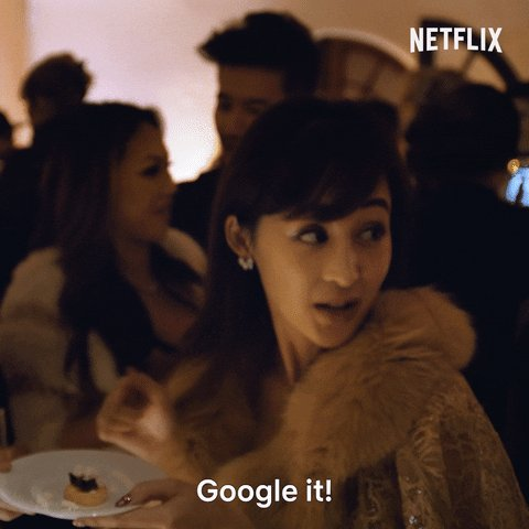 Just binged the entire season of #BlingEmpireNetflix   Feels like #friends meets #TheOffice but in a #crazyrichasians way.