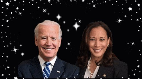 I think this will be the first night I can actually sleep in 4 years not worrying about the person leading our country Thank you @JoeBiden  @KamalaHarris