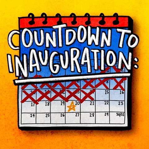 It's #InaugurationDay!