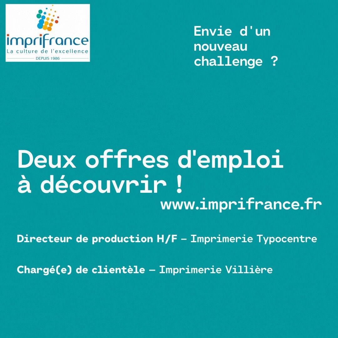 Image for the Tweet beginning: 📌 Envie d'un nouveau challenge