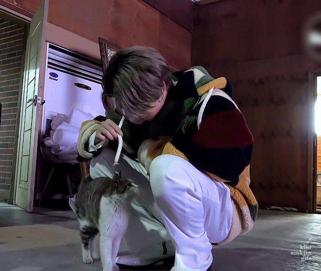 귀여워ㅠㅠ😍  #BTS #JIMIN #방탄소년단 #방밤